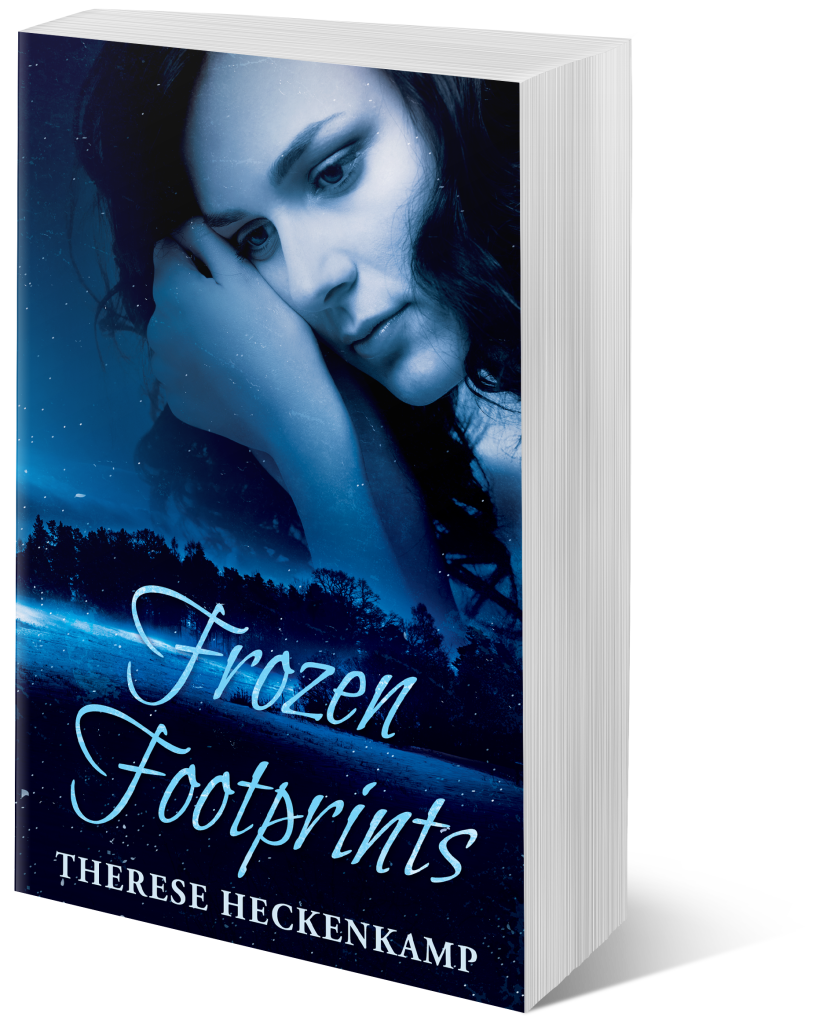 Frozen Footprints Christian suspense thriller clean read inspirational suspense best religious fiction 2016